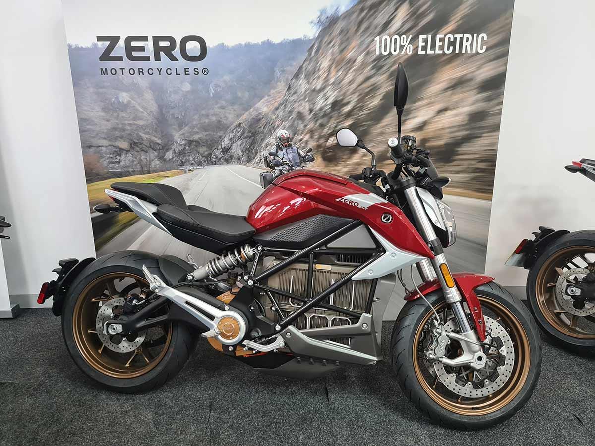Zero SR/F